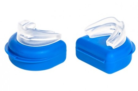 2 Snore Relief Mouthpieces