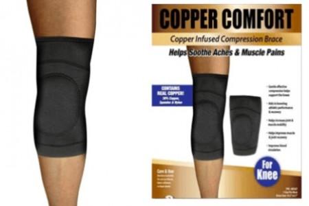Copper Comfort Brace