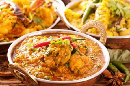 Feast of India 1