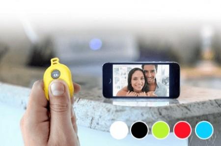 Bluetooth Selfie Button