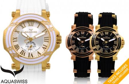 Diamond women's watch