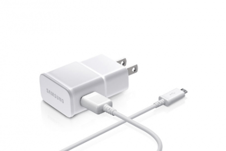 Genuine Samsung 2-Amp USB Wall Charger with 5ft Micro USB Cable