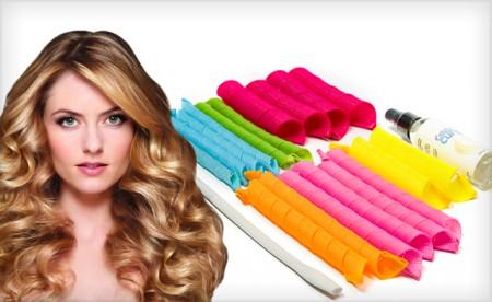 MiraCurl Rapid Hair Curler Set