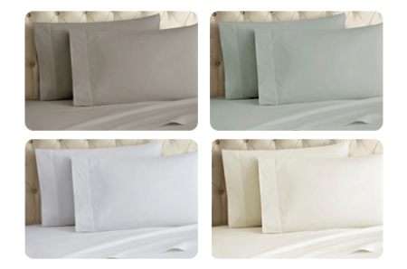Queen or Double Size Dream Bamboo Sheet Set