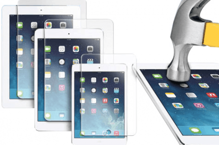 Shatter Guardz Tempered Glass Screen Protector for iPad Mini