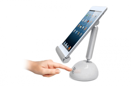 Aduro U-Light LED Torch Lamp and Table Stand