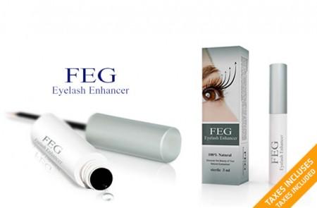 FEG eyelash enhancer tube