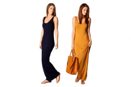 Maximal Elegance Maxi Beach Dress