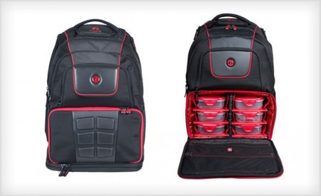 6 Pack Fitness Voyager Backpack