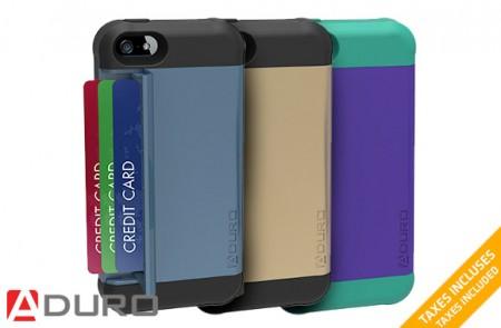 Aduro Case for iPhone 5