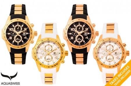 Aquaswiss Trax II watch