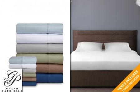 Egyptian Cotton 1000 TC sheet set