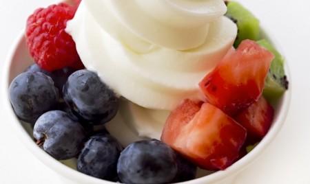 Goji's Frozen Yogurt Royal Oak Calgary