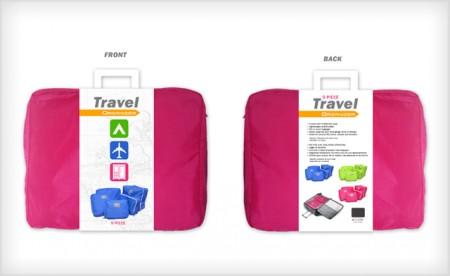 Set Travel Organizer
