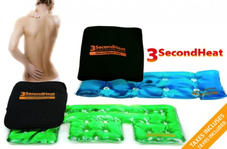 heat:cooling reusable pad