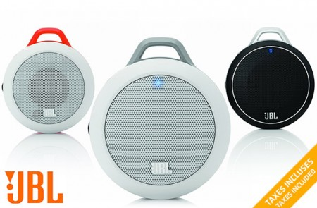 JBL Micro portable speaker