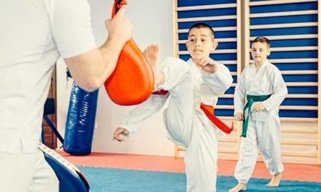Lightning Family Martial Arts