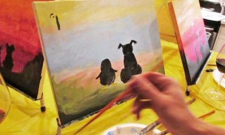 Paint Parti