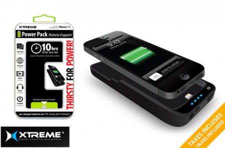 Xtreme Phone Power Pack Case