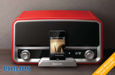 docking station for iPhone:iPod