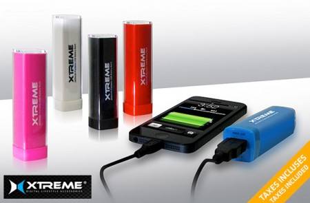 2600 mAh Xtreme Power Stick