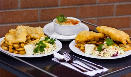 Sea Fish n' Chips: $15 for Seafood Meal for Two or $30 for ...