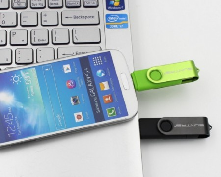 8GB Android Direct Transfer Flash Drive