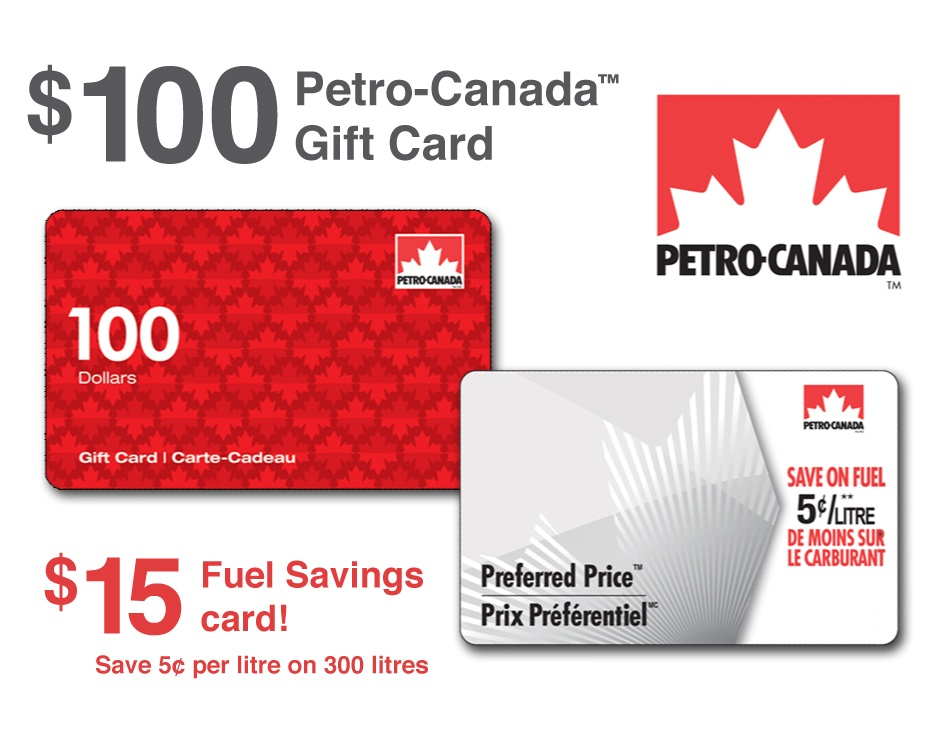 Petro Canada 100 For Up To 117 Worth Of Gas Amp More 15