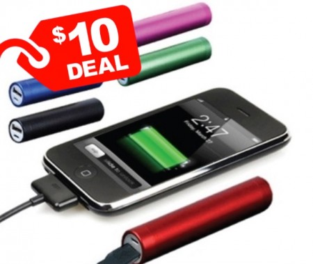Portable USB and Micro USB Power Cell