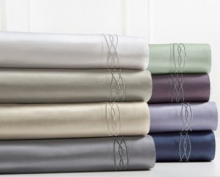 Wrinkle Free Microfibre 4 Piece Sheet Set