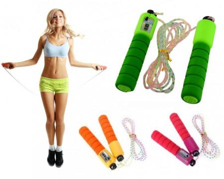 Digital Fitness Jump Rope