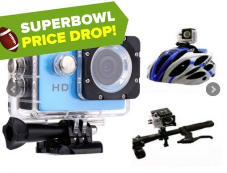 HD Waterproof Camera Kit