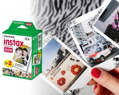 INSTAX Mini Fuji Film Pack