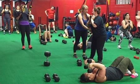 Vitality Fitness Calgary Northwest