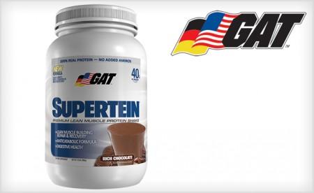 GAT Supertein Whey Protein
