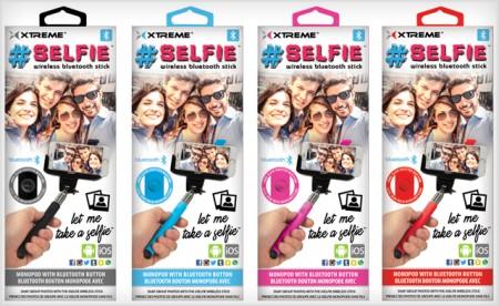 Selfie Stick or a Selfie Flash