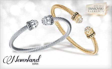 Crystal Sovereign Bracelet