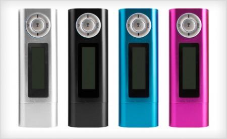 Hipstreet Digital 4GB MP3 Player