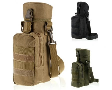 Outdoor Dual Strap Backpack