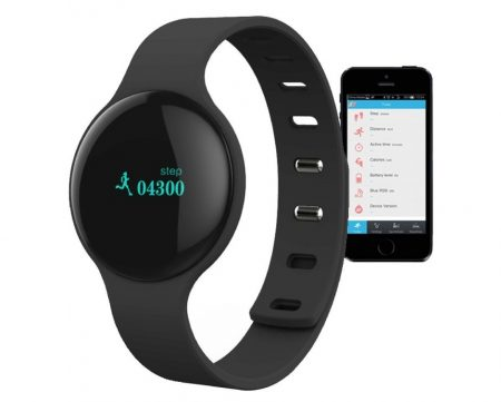 Stylish Bluetooth Health Tracker Watch
