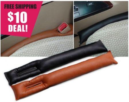 Vegan Leather Car Gap Fillers