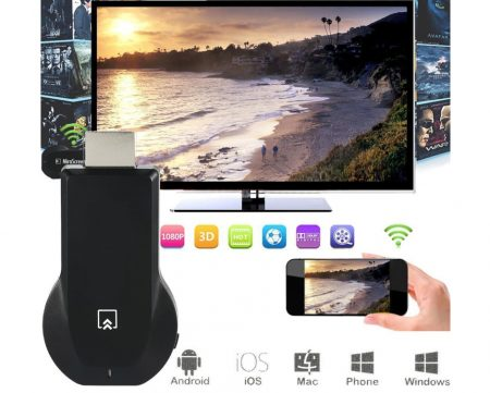 Wireless Smart Ez Cast To TV