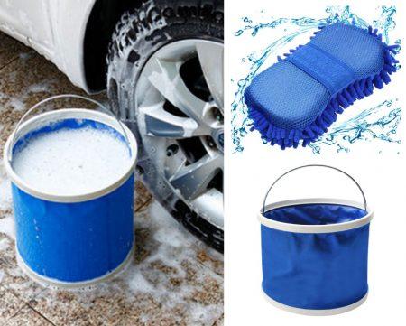 Microfiber Car Wash Set