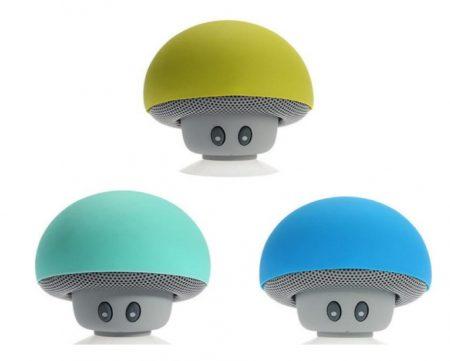 Mini Mushroom Wireless Bluetooth Speaker