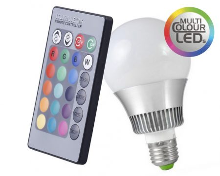 Changing LED Bulbs