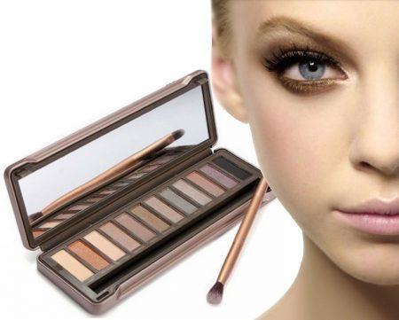Nude Eye Shadow Palette
