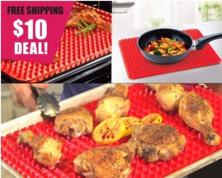 Reusable Heat Resistant Oven Mat