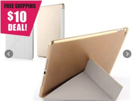 Smart Folding Magnetic iPad Case & Cover