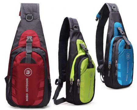 Sport Water Resistant Durable Sling Bag