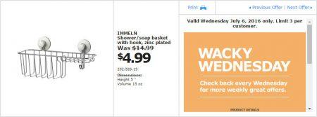 IKEA - Calgary Wacky Wednesday Deal of the Day (July 6) B